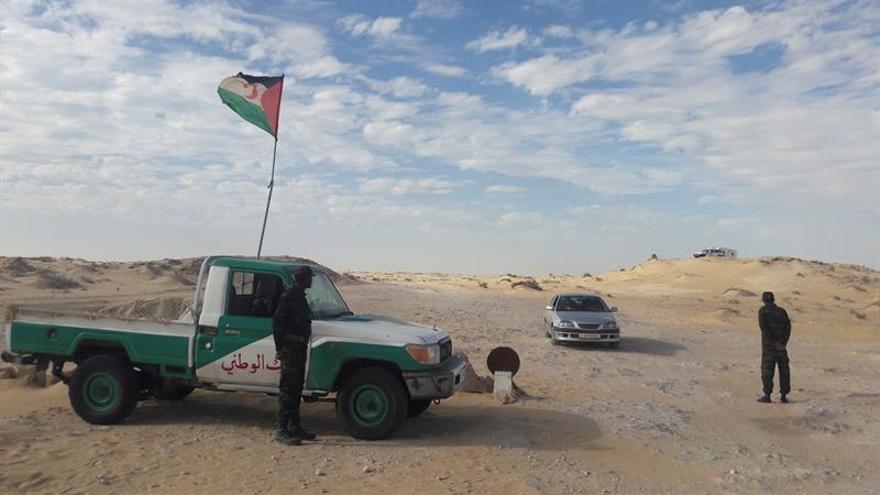El Frente Polisario se ha retirado del área de Guerguerat, según la ONU