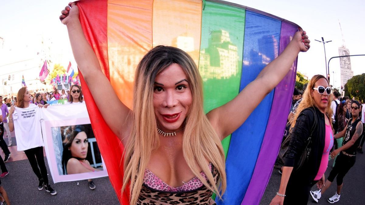La ley de cupo laboral travesti trans que ya es una realidad con su aprobación en el Senado.
