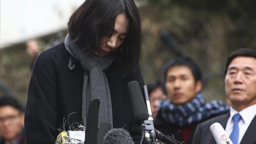 Declaran culpable a la vicepresidenta de Korean Air por maltrato a sobrecargo