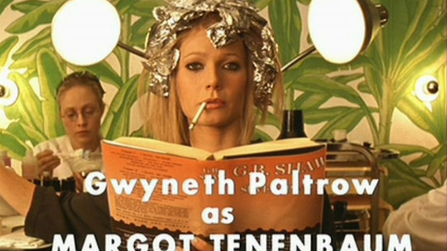 Gwyneth Paltrow como Margot Tenenbaum