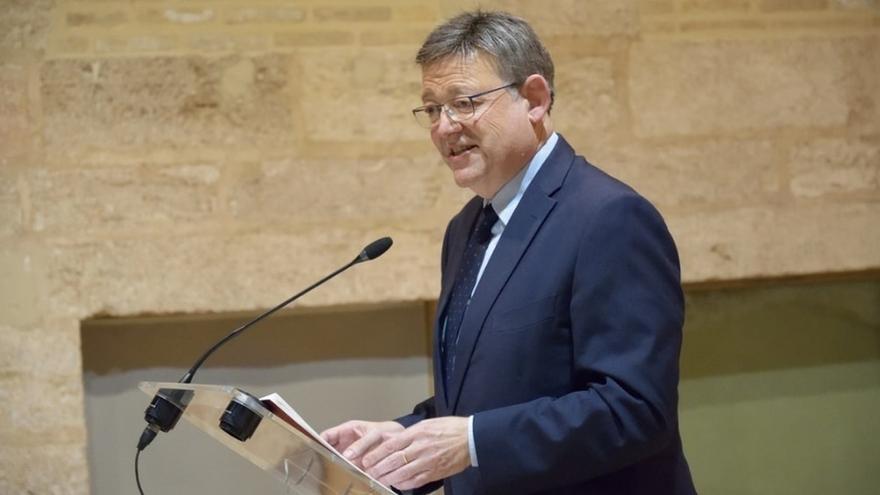 """Puig anuncia un congreso en noviembre para """"resetear"""" el autogobierno valenciano con políticos y expertos"""