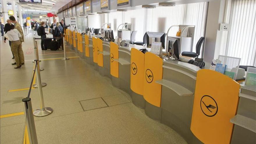 Lufthansa acuerda subidas salariales para su personal de tierra