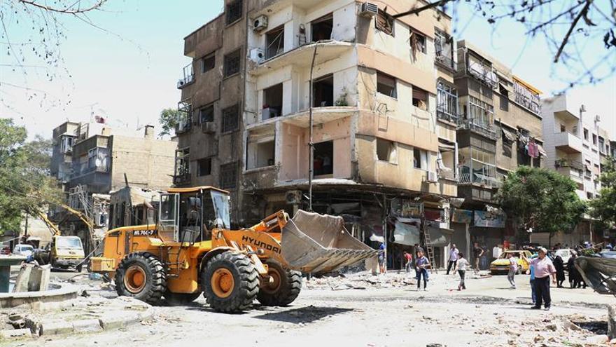 La coalición envía nuevos refuerzos militares y de armas a las FSD en Siria