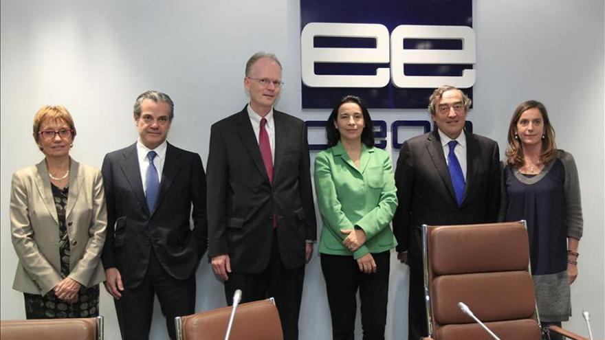 """40 Españolas inician el programa europeo """"Promociona"""" para altas directivas"""