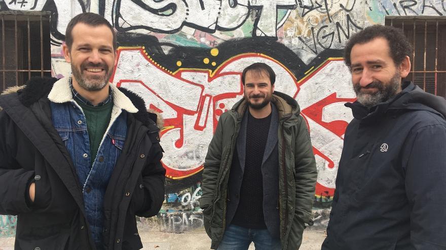 """Directores de """"La trinchera infinita"""" presentarán el 7 de enero en el cineclub Fas de Bilbao su corto """"Mateoren Ama"""""""