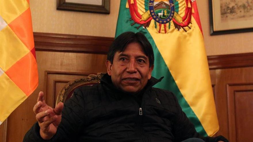 El canciller boliviano considera normal llamar a su embajador en Brasil