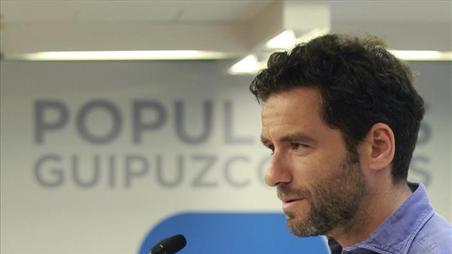 """Borja Sémper dice que """"desde Génova"""" le animan a presentarse a diputado"""