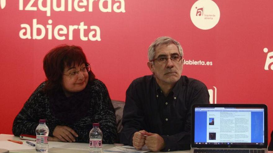 """Llamazares acusa al PP de llevar a Euskadi """"por el mismo camino que Cataluña"""""""