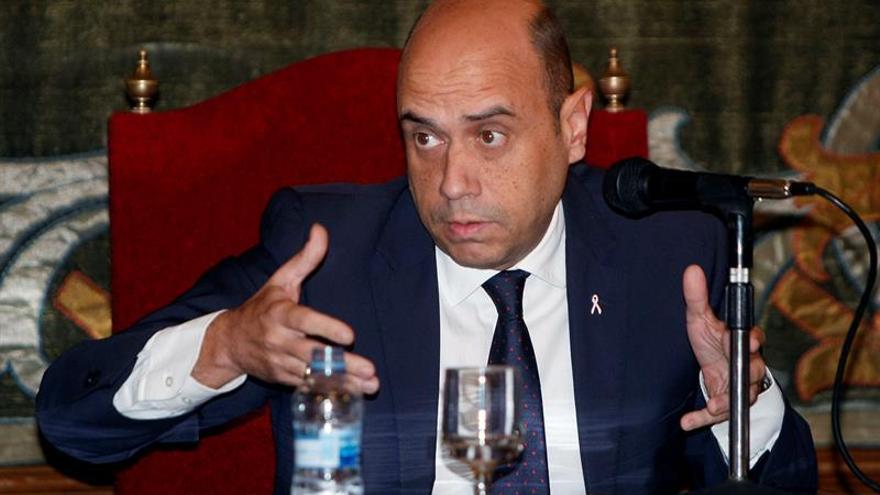 Citan como investigado al alcalde de Alicante (PSPV) por fraccionar contratos