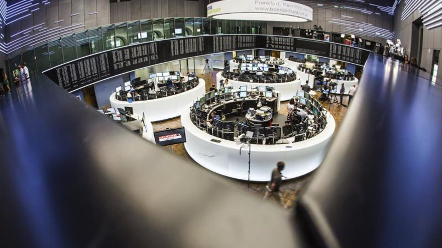 La Bolsa de Fráncfort cae un 0,05 % en la apertura