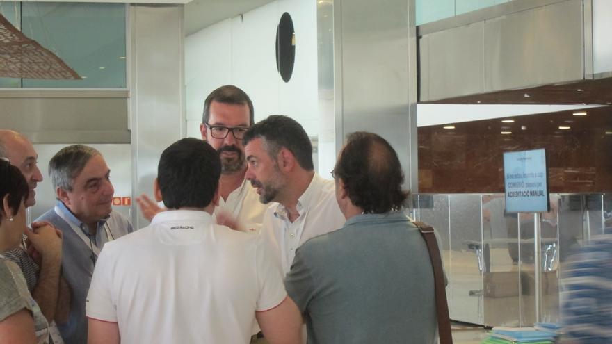 """Vila admite que CDC """"tropezó"""" en la forma de proponer los nombres para el nuevo partido"""