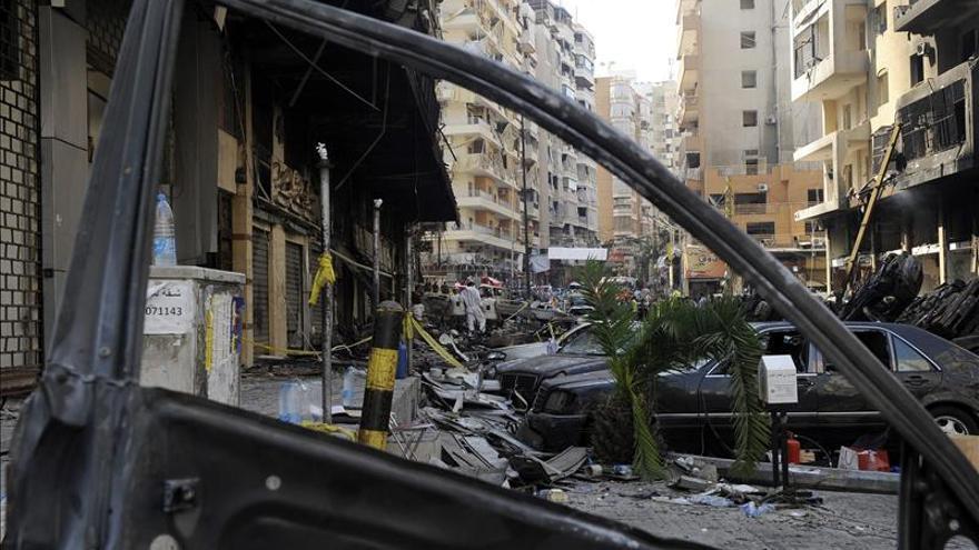 Desactivan un coche bomba con 500 kilos de explosivos en el este del Líbano