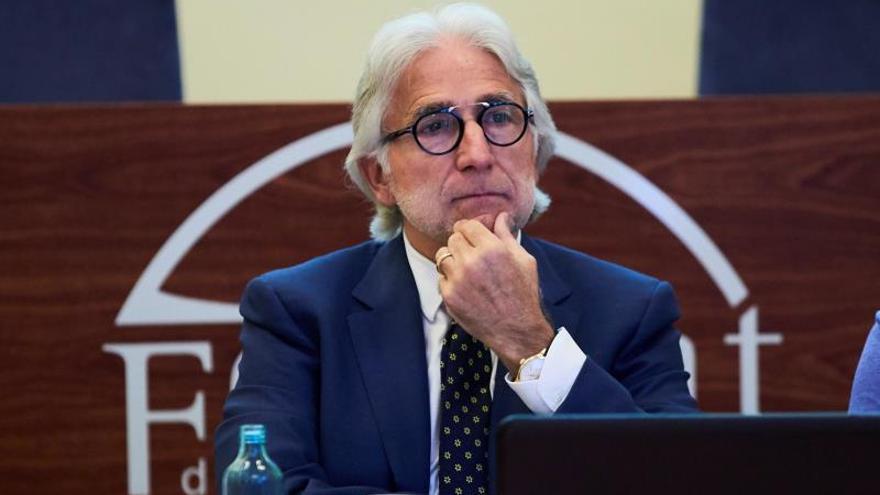 El presidente de la patronal Fomet del Treball, Josep Sánchez Llibre.