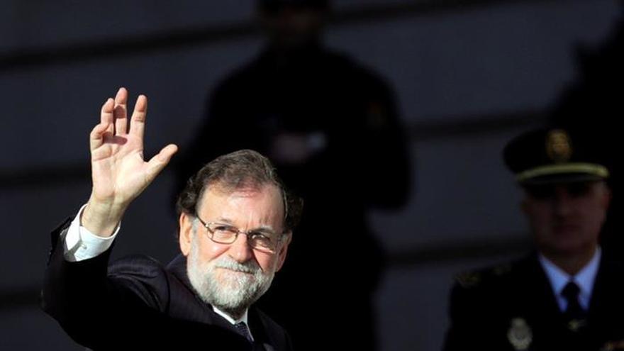 Rajoy, el regreso
