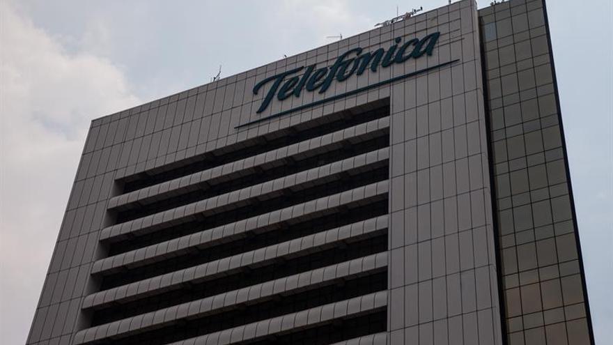 Telefónica emite 500 millones de dólares en bonos a 30 años