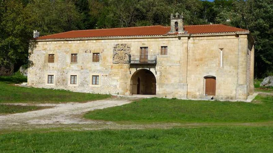 Palacio de los Rubalcana, que alberga la sede de Cáritas de Solares. | Diócesis Santander
