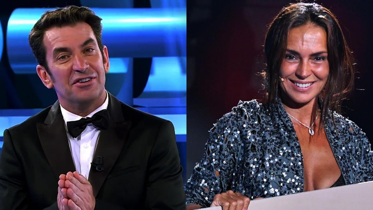 Arturo Valls y Olga Moreno, protagonistas del verano televisivo