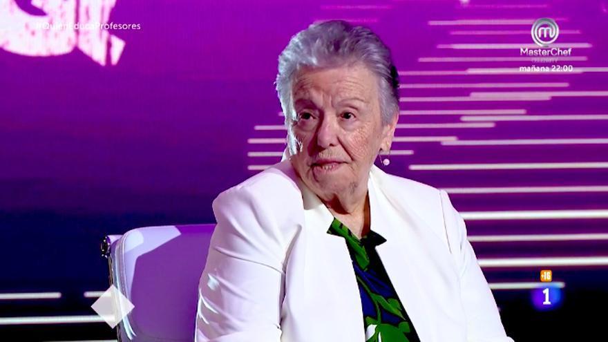 María Galiana, en '¿Quién educa a quién?'