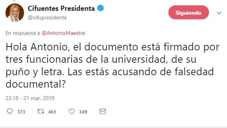 Tuit Cifuentes