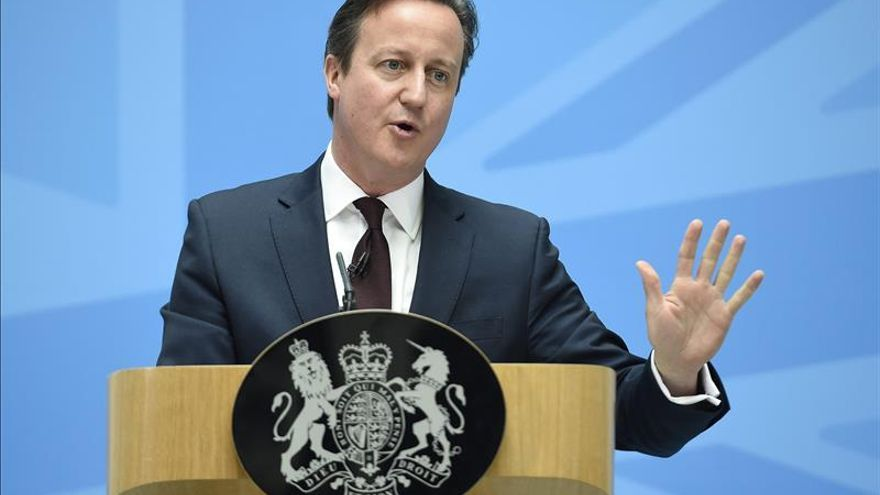 Cameron endurece las medidas contra la inmigración ilegal