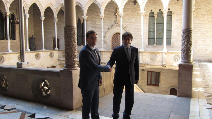 """Puigdemont se abre a """"discutir"""" otra financiación pero sin liderar esta reforma"""