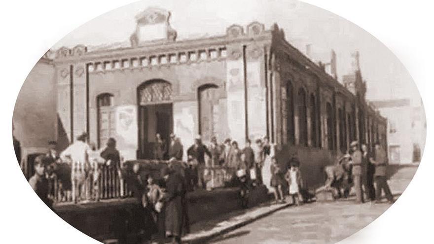 Mercado Calatrava Mérida