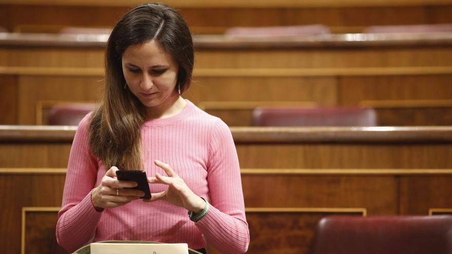 """Belarra reivindica a Podemos como """"los primeros"""" en transparencia ante la financiación extranjera de Vox"""