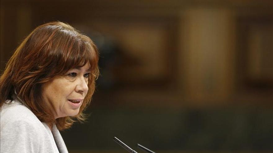 Narbona denuncia presiones del Gobierno al CSN para dar continuidad a Garoña