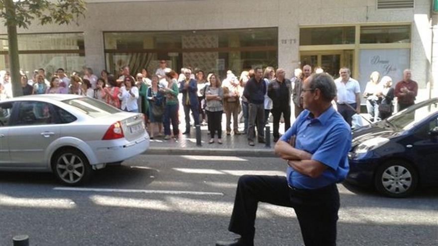De protestas de funcionarios en LPGC #15
