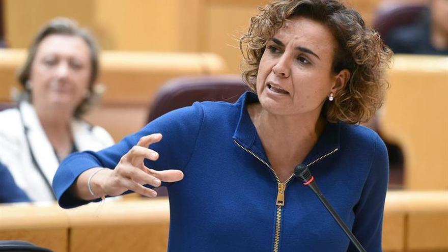 Dolors Montserrat, ministra de ministra de Sanidad, Servicios Sociales e Igualdad
