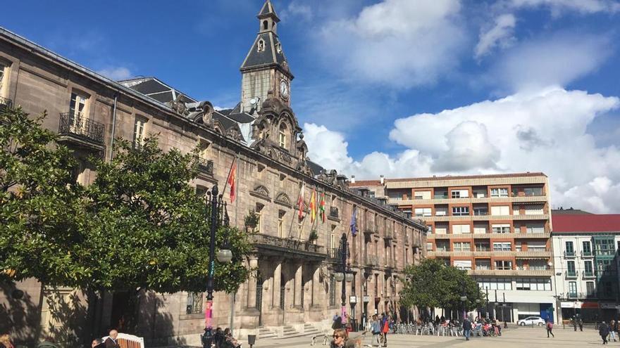 Ayuntamiento de Torrelavega.