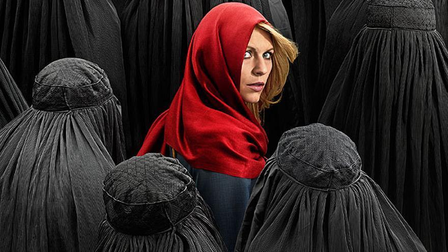 La nueva vida de Carrie en la cuarta temporada de 'Homeland'