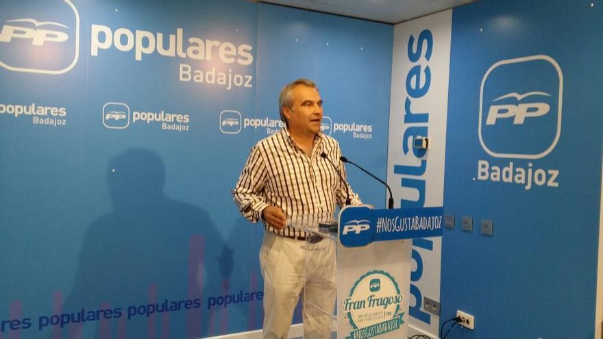 Fragoso Badajoz resaca electoral