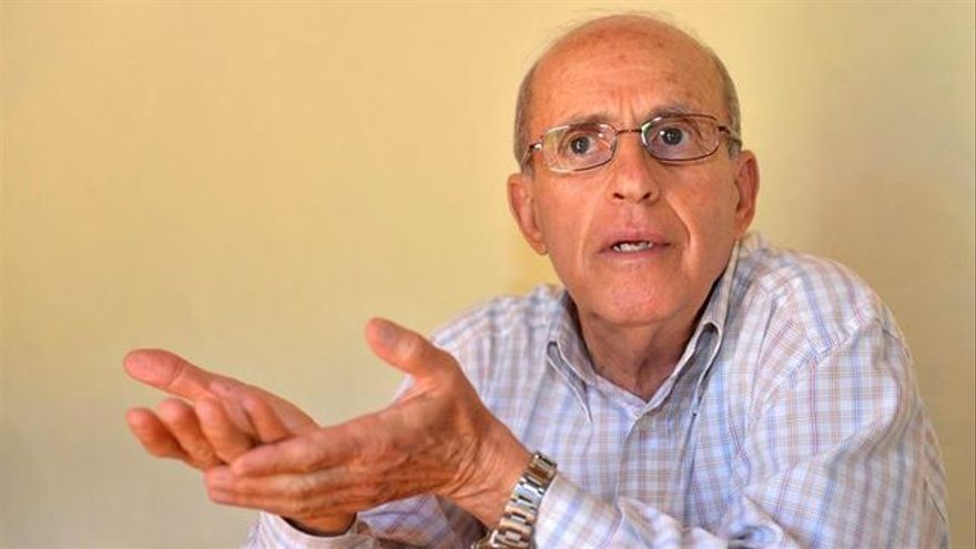 Tomás Padrón, ex presidente del Cabildo de El Hierro