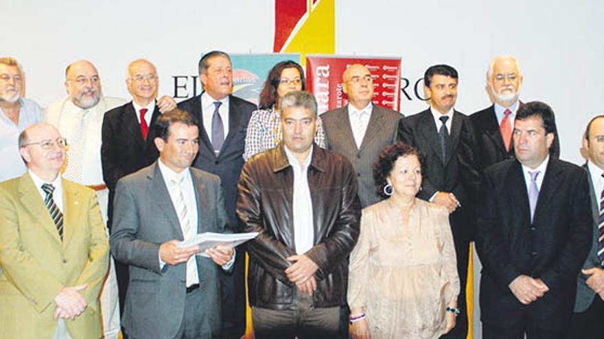 En octubre de 2010 se adoptó la Declaración de Lanzarote por la Paz. (Diario de LOanzarote).