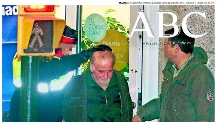 De las portadas del día (16/12/2010) #6