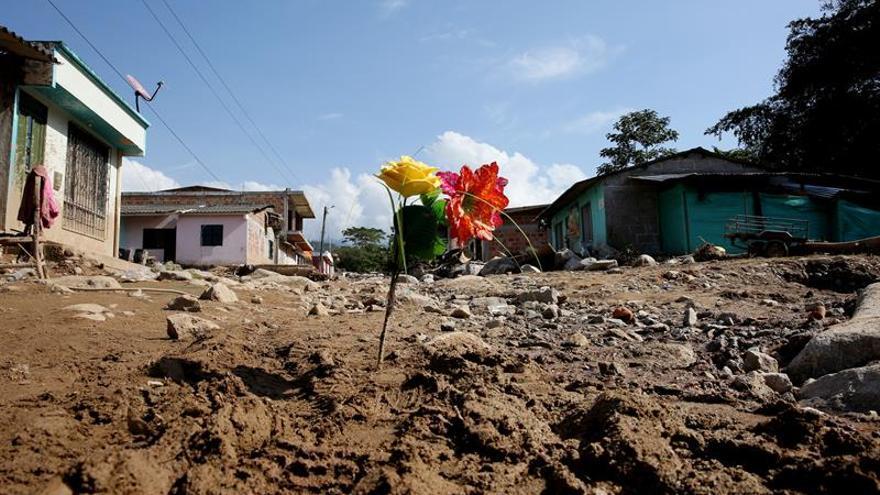 Las autoridades colombianas confirman 303 muertos por avalancha en Mocoa