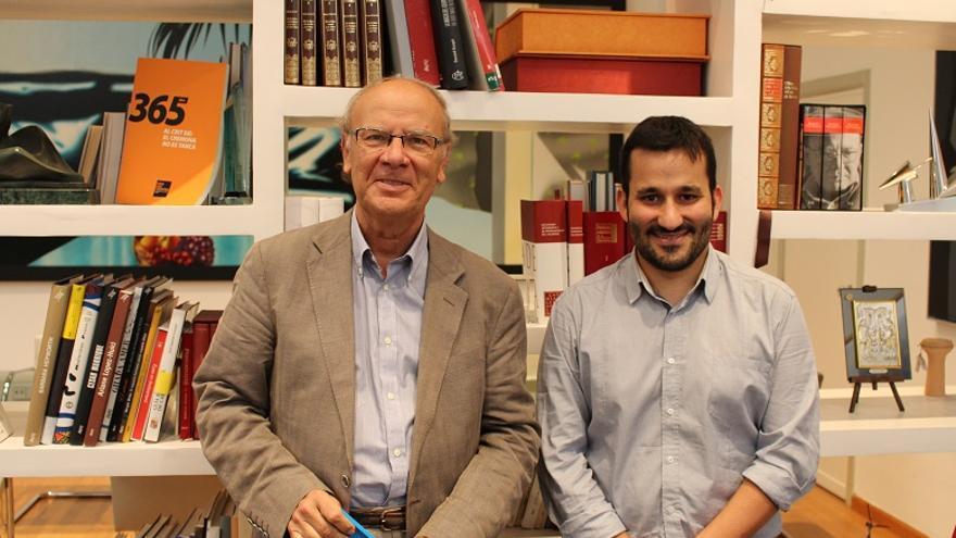 Ramon Ferrer y Vicent Marzà se han reunido por primera vez.