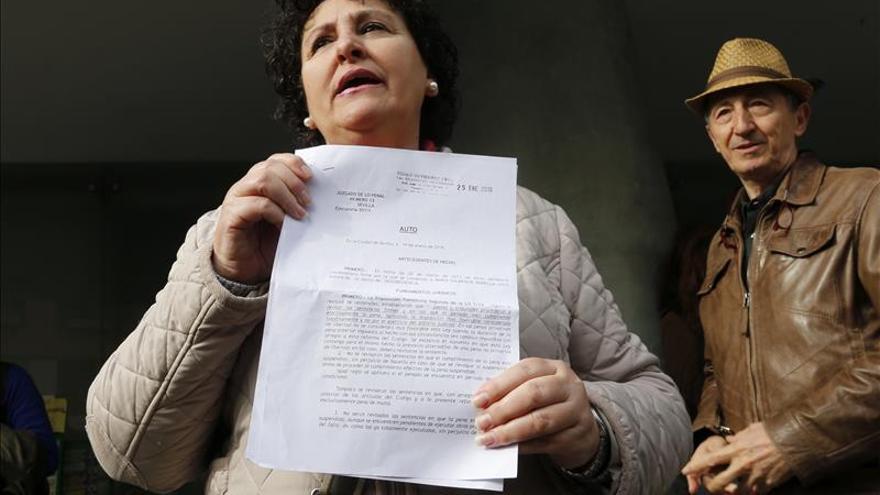 El Gobierno otorga el indulto parcial a la maltratada que incumplió el régimen de visitas