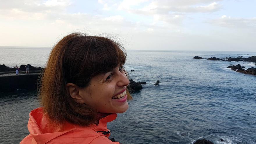 La periodista y escritora Marta Castro