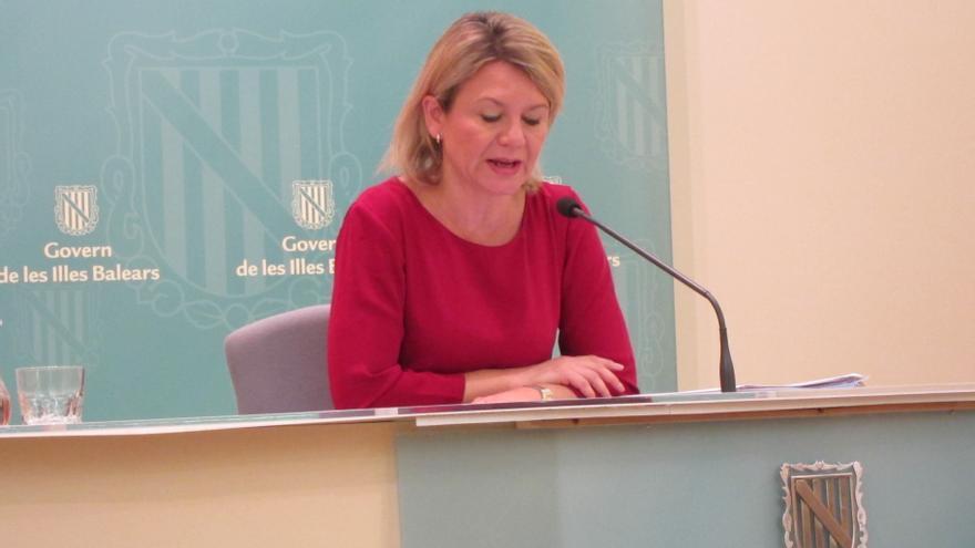 """Baleares tiene """"sobre la mesa"""" la posibilidad de eliminar la obligación a establecimientos de rotular en catalán"""