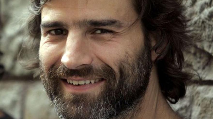 El actor Alberto San Juan, participante del Otoño Cultural de CajaCanarias 2016