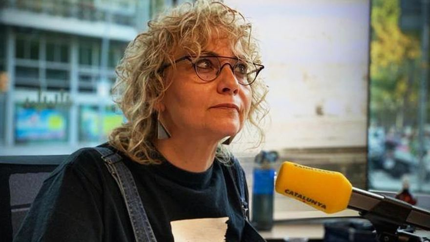 Mònica Terribas en Catalunya Ràdio