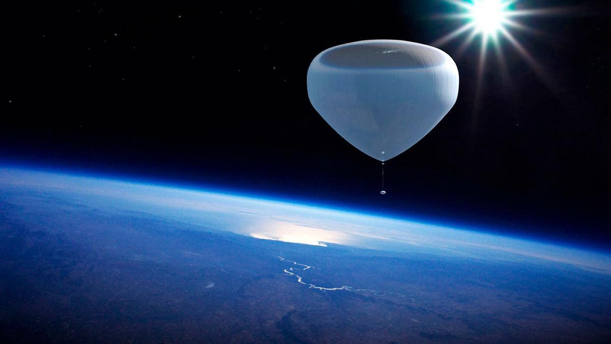 Los vuelos a la estratosfera, un proyecto que se va de Córdoba a Jaén