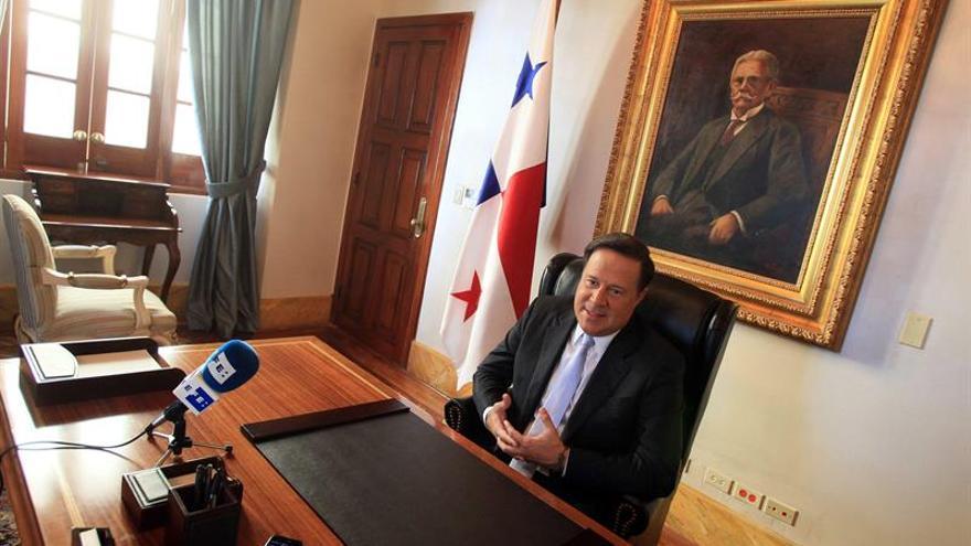Varela pide al SICA fortalecer cooperación en seguridad y migración