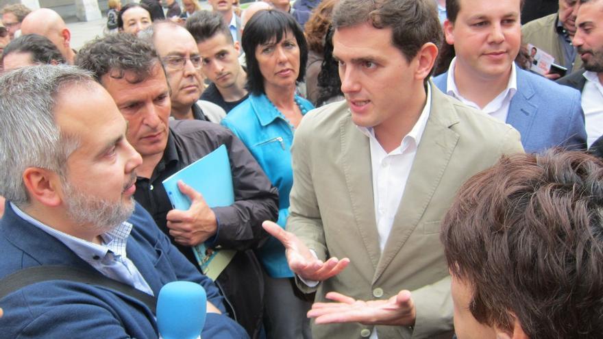Ciudadanos exige primarias a otros partidos para pactar y pide que se incluyan en las leyes electorales