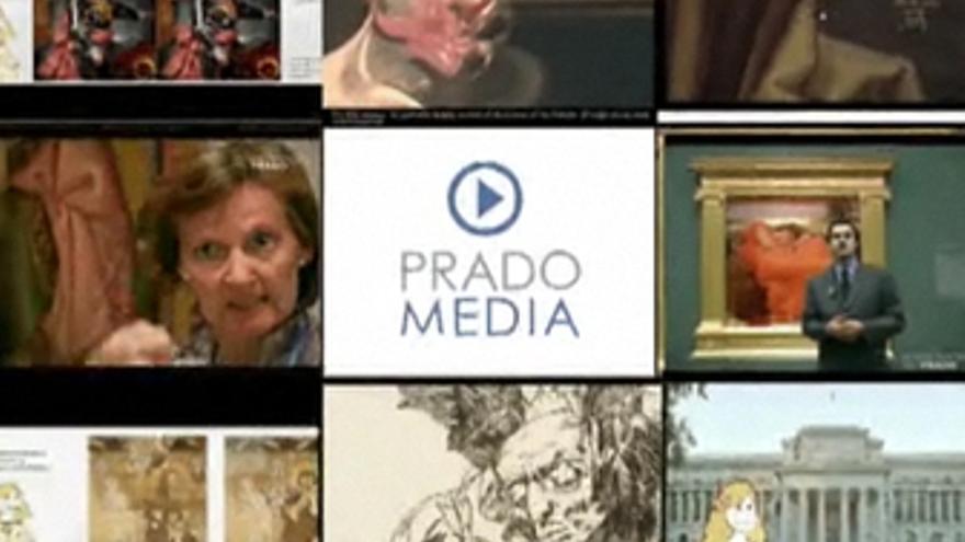 El Prado en Youtube Pradomedia