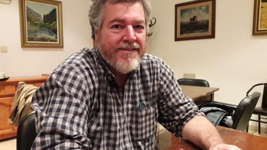 Juantxo López de Uralde