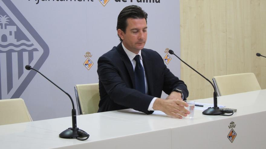 """El exconcejal del PP balear Fernando Gilet cree que Bauzá es """"el pasado"""" y apoya a Company"""