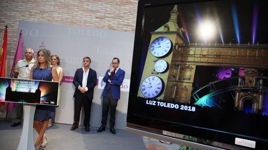 Presentación de 'Luz Toledo'